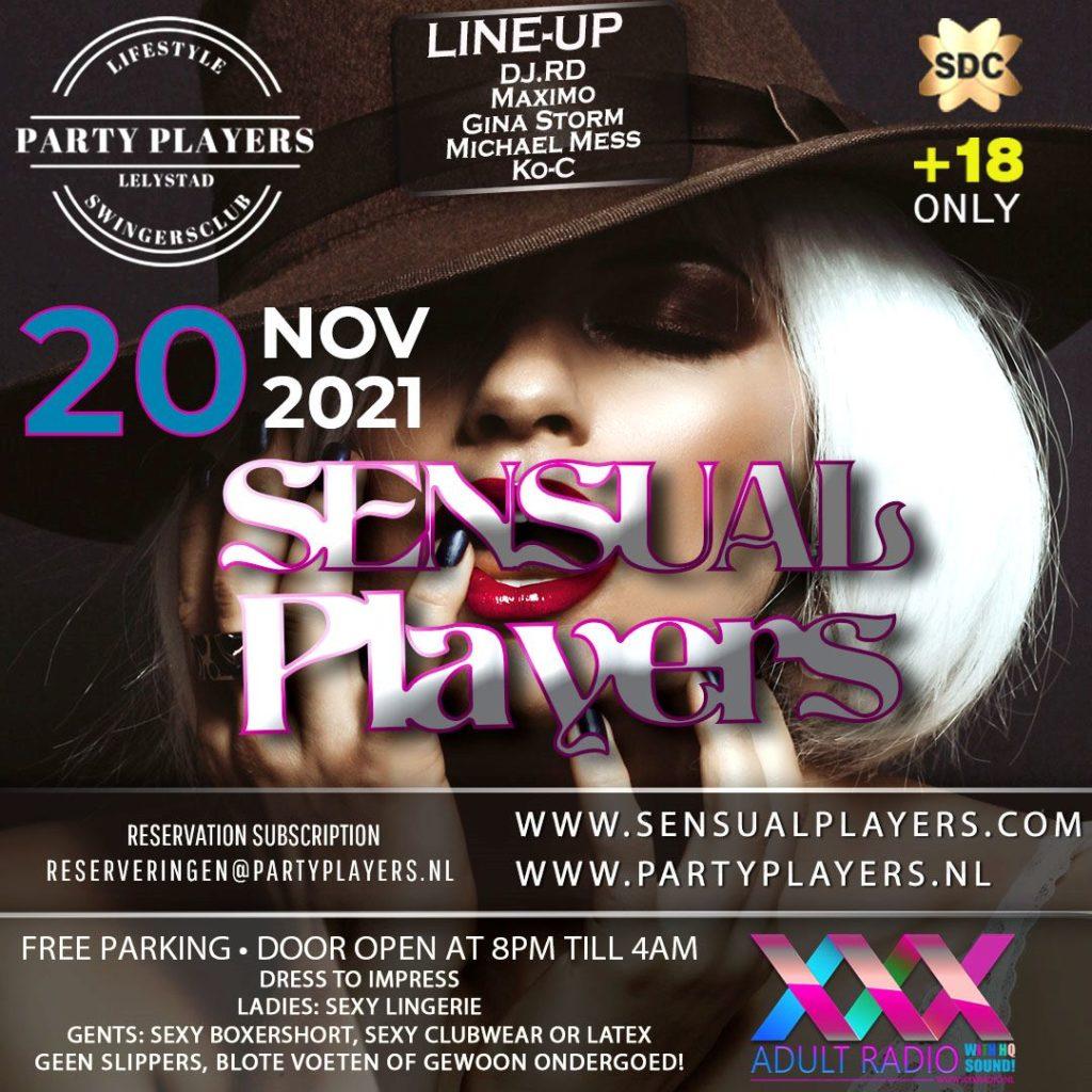 20-11-21 Sensual Players
